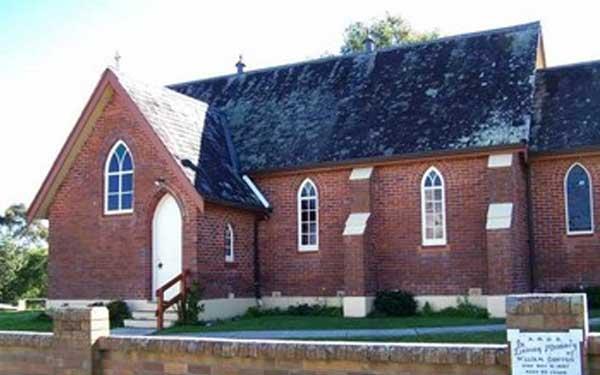clarence-town-parish