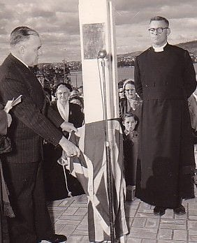 Official Opening of CA Brown Village - 27 May 1956