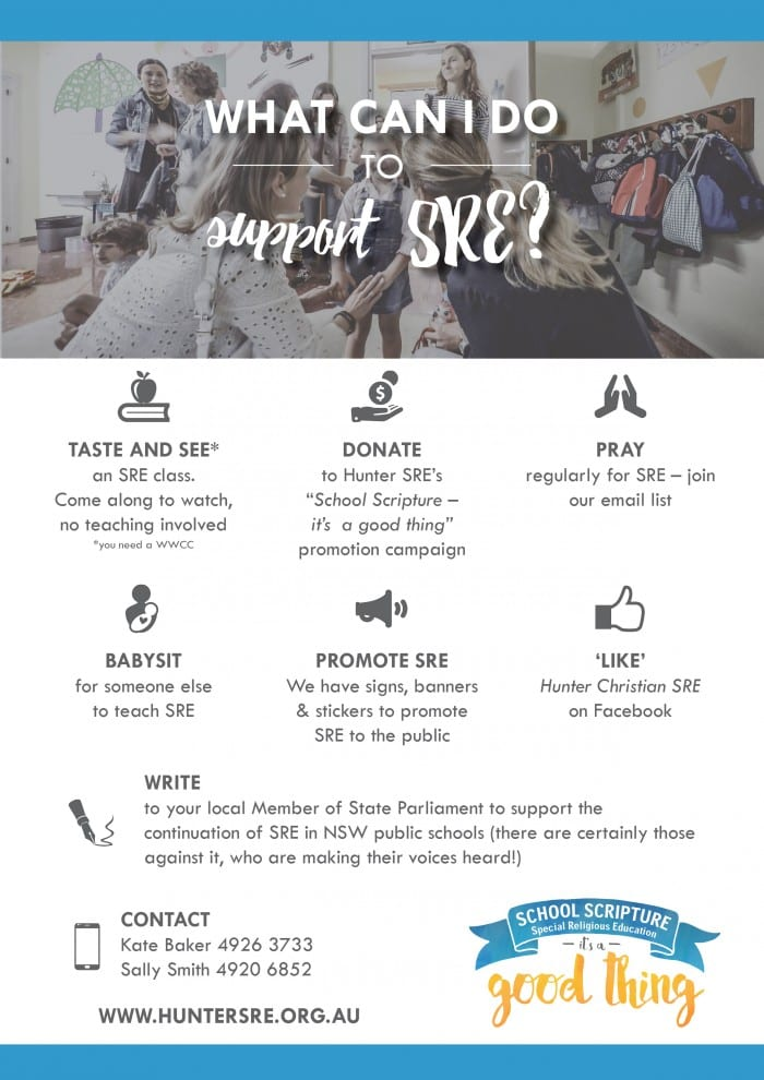 support sre flyer