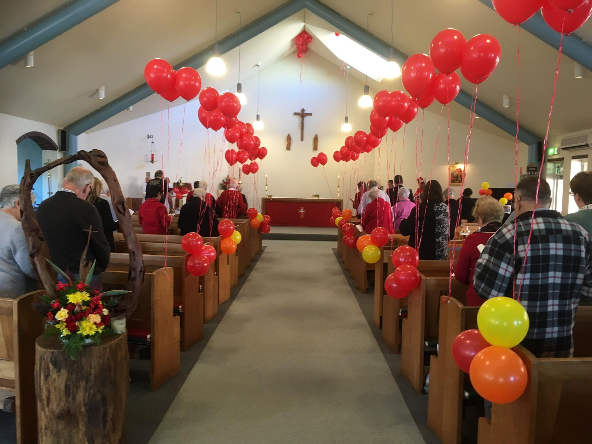 Celebrating Pentecost Newcastle Anglican