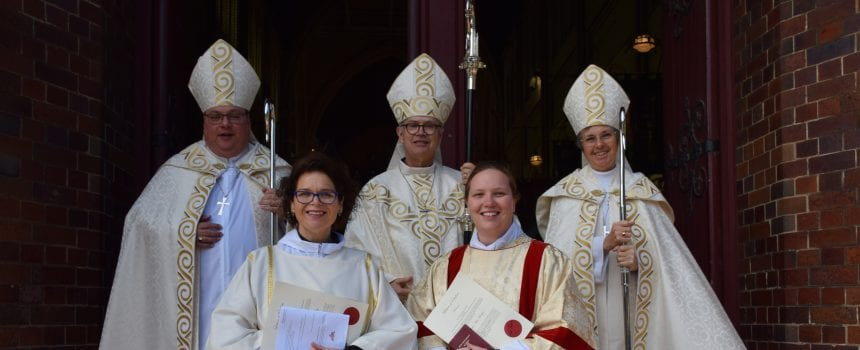 Ordination 2020